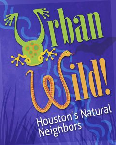Poster for Houston Zoo Educational Program