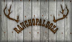 Logo for Ranchopalooza Youth Camp