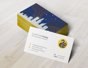 Perth Missionary Business Cards